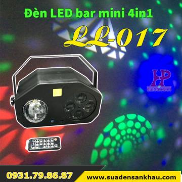 Đèn LED bar mini LL-017